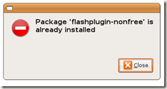 Flash on FF for Ubuntu 4