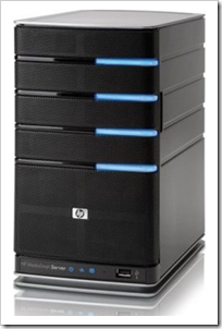 HP Windows Home Server