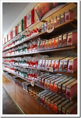 Cioccolato Ghirardelli in tutte le forme e colori