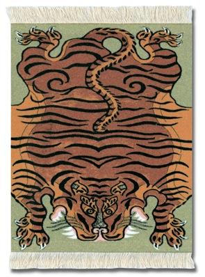 TigerMouseRug